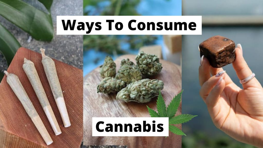Which is the best way to consume Marijuana?